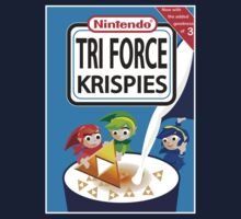 Tri Force Krispies One Piece - Short Sleeve