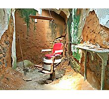 The Mad Chair Photographic Print