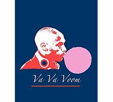 Henry - Va Va Voom Photographic Print