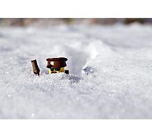 Deep Snow Photographic Print