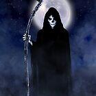 Death Arrives by Elizabeth Burton
