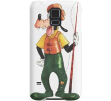Fisherman Goofy Samsung Galaxy Case/Skin