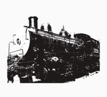 Train by Jess Meacham