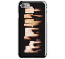 Broken Piano Iphone Case iPhone Case/Skin