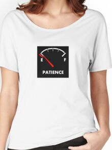 PATIENCE Women's Relaxed Fit T-Shirt