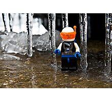 Ice World Photographic Print