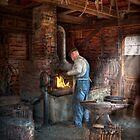 Blacksmith - The importance of the Blacksmith by Mike  Savad