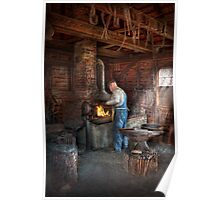 Blacksmith - The importance of the Blacksmith Poster