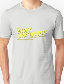 The Geeky Nerfherder - Original T-Shirt