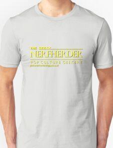 The Geeky Nerfherder - Wars T-Shirt