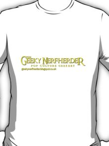 The Geeky Nerfherder - Rings 1 T-Shirt