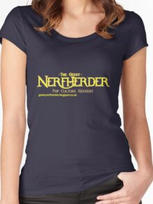 The Geeky Nerfherder - Narnia Women's Fitted Scoop T-Shirt