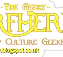 The Geeky Nerfherder - Narnia Sticker
