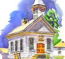 Immanuel Lutheran Church by KipDeVore