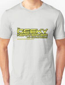 The Geeky Nerfherder - Mass T-Shirt