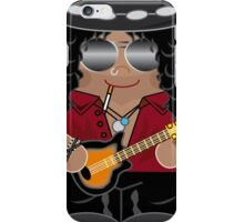 Slash Hero Hugger iPhone Case/Skin