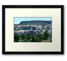 New Mexico Enchantment Framed Print