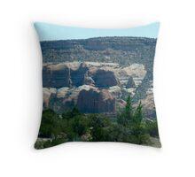 New Mexico Enchantment Throw Pillow
