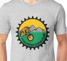 bike badge Unisex T-Shirt