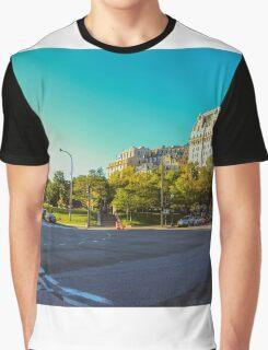 Washington D.C.  Graphic T-Shirt