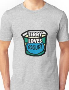 Terry loves yogurt T-Shirt