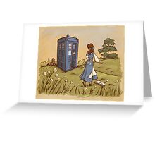 Adventure in the Great, Wide Somewhere Greeting Card