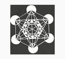 Sacred geometry.  Paper cut T-Shirt