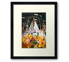 Our Lady of Nazareth Framed Print