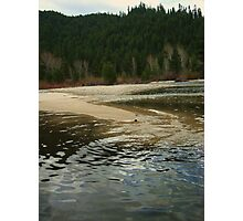 North Fork of The Boise River - ID Photographic Print