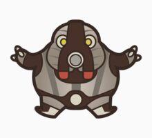 Greetings Earth clan! by DisfiguredStick