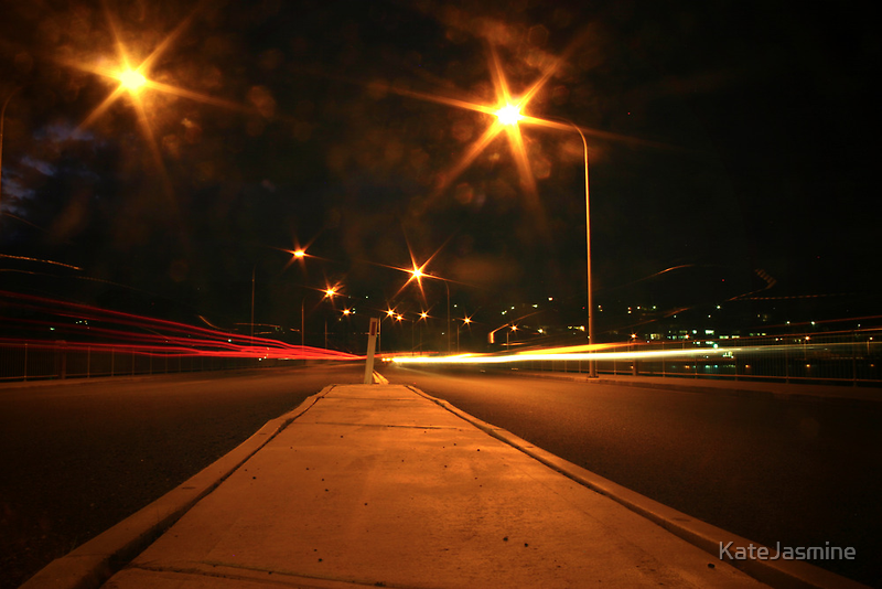 Middle of the Street by KateJasmine