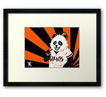panda express [ver 1] Framed Print