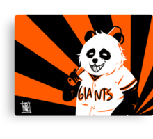 panda express [ver 1] Canvas Print