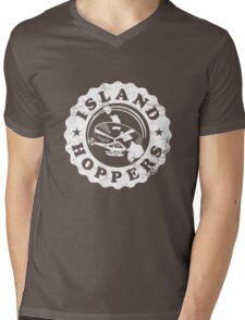 Island Hoppers Mens V-Neck T-Shirt