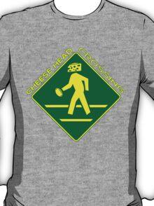 Green Bay Packer Street Sign T-Shirt
