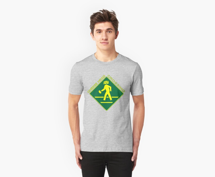Green Bay Packer Street Sign T-Shirts & Hoodies by Chiconate09