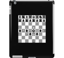 Hardcore Pawn iPad Case/Skin