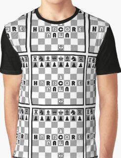 Hardcore Pawn Graphic T-Shirt