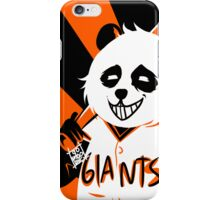 panda express [ver 1] iPhone Case/Skin