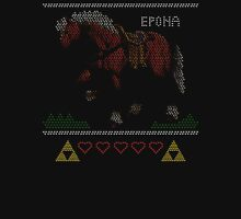 Legend of Zelda - Epona Stitched Women's Relaxed Fit T-Shirt