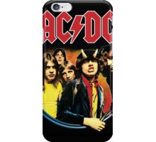 AC/DC Highway To Hell Rock Stuff iPhone Case/Skin