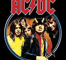 AC/DC Highway To Hell Rock Stuff by robertnorris
