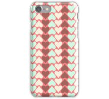 Creamy Hearts iPhone Case/Skin
