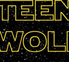 Star Wolf Sticker