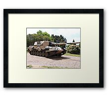 Leopard AS1 Main Battle Tank Framed Print