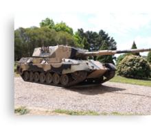 Leopard AS1 Main Battle Tank Canvas Print