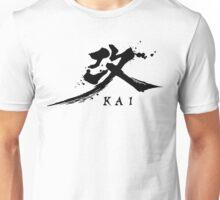 Play Arts Kai Logo - Black Unisex T-Shirt
