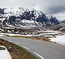 Road Rv64, Norway 2012 by YorkStCreative