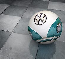 VW Ball _ Aqua by vinpez