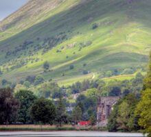 Grasmere, Cumbria Sticker